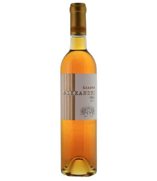 Vendanges tardives Liasto Blanc 2011 Alexandris Family