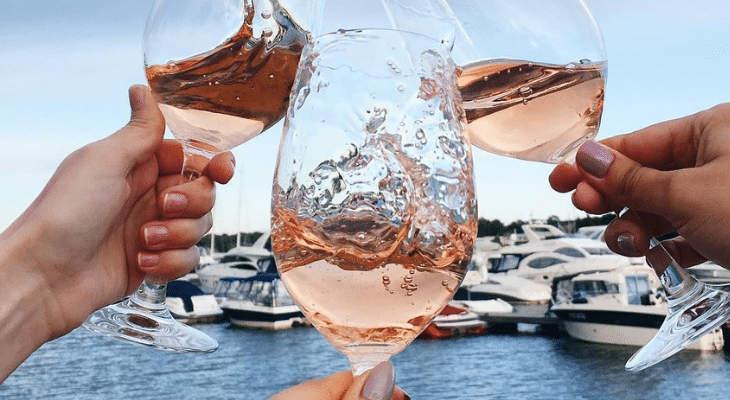 Quand boire du vin rosé ?