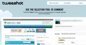 TweeShot 600x315 300x157 Compartir capturas de pantallas en twitter