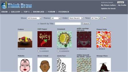 thinkdraw Thinkdraw   Para Crear imágenes divertidas online