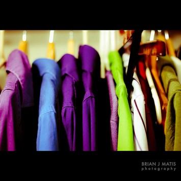 Du vinaigre pour fixer les couleurs de vos vêtements