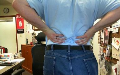 Voici une astuce contre le mal de dos