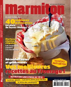 Découvrez des astuces issues de mon livre Vinaigre un concentré d'astuces dans Marmiton Magazine