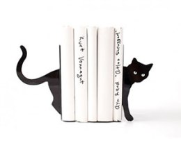gato sujetalibros
