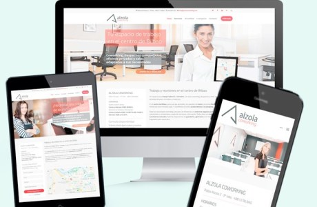 diseño web Bilbao