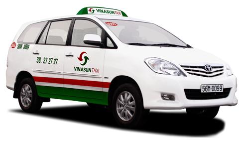 ベトナム2大タクシー会社のビナサン(vinasun)