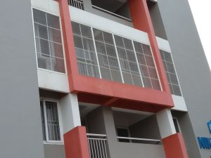 mosquito net installation on apartments