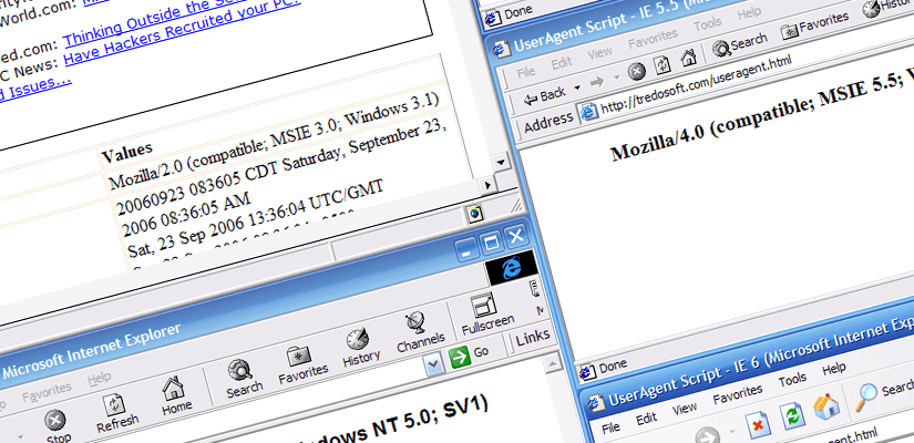 Running IE6, IE7 and IE8 on the same pc (even on Vista)