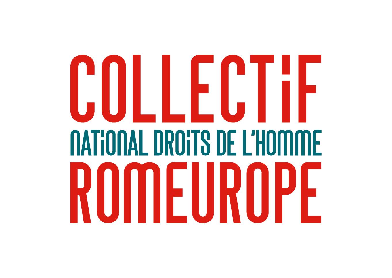 Logotype CNDH ROMEUROPE