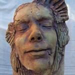 Trust Pillar Ceramic Vincent McDonnell