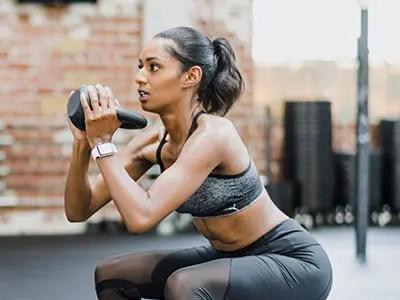 programme sportif femme