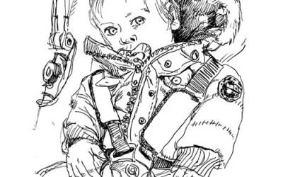 Arthur, 15 mois