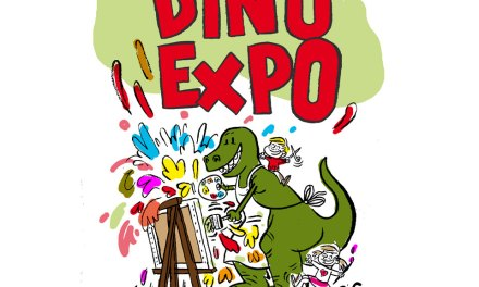 Affiche de Dino expo