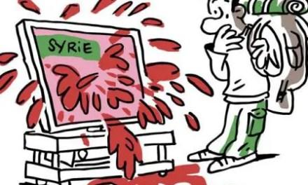"""Visuels """"Quand la Syrie parle aux jeunes…"""""""