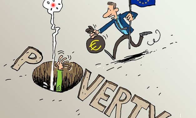 Minimum income in Europa