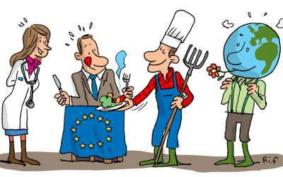 Good farming et good food for Europe