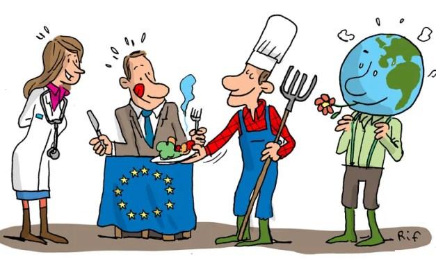 Good farming et good food for Europe