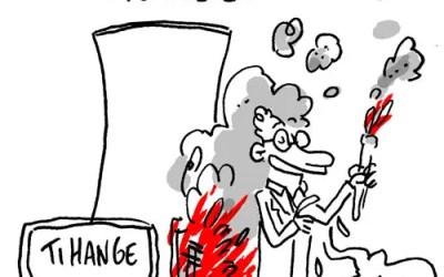 Incendies à la centrale de Tihange, une alternative au nucléaire