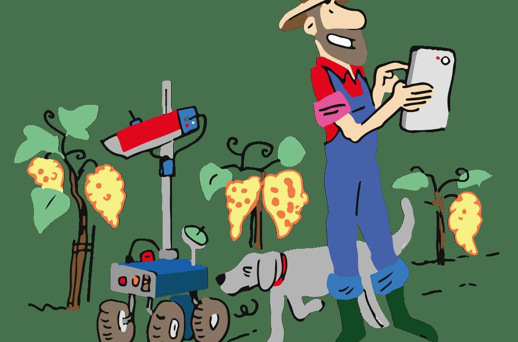Nouvelles technologies au service de l'agriculture