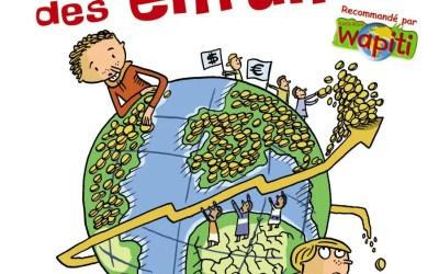 La terre des enfants – illustrations intérieures