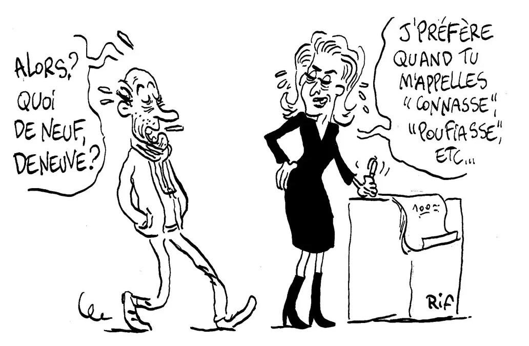 Catherine Deneuve signe une carte blanche