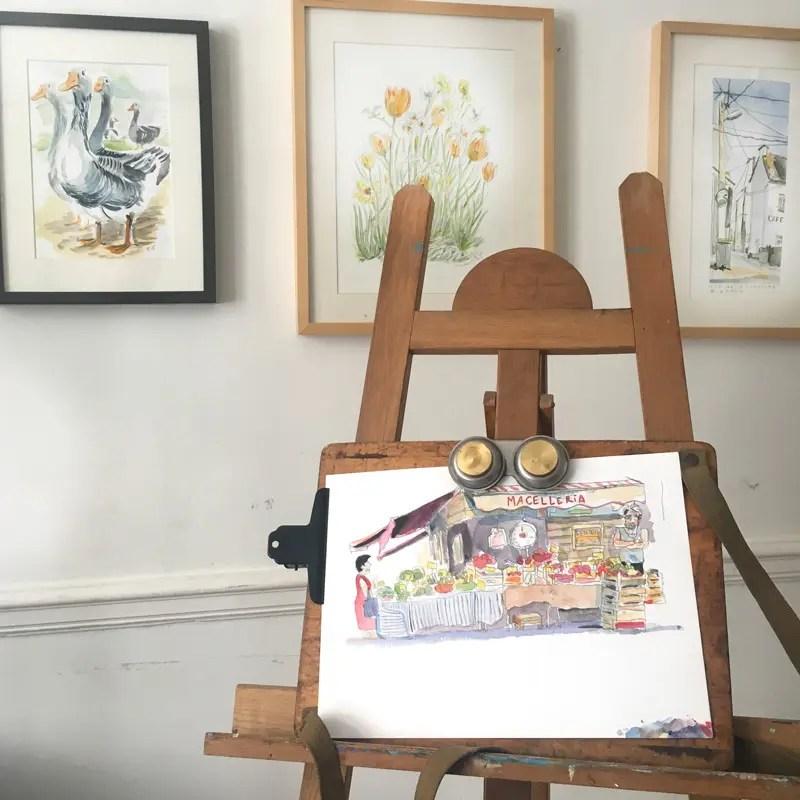 Exposition Vincent Rif durant Art1030