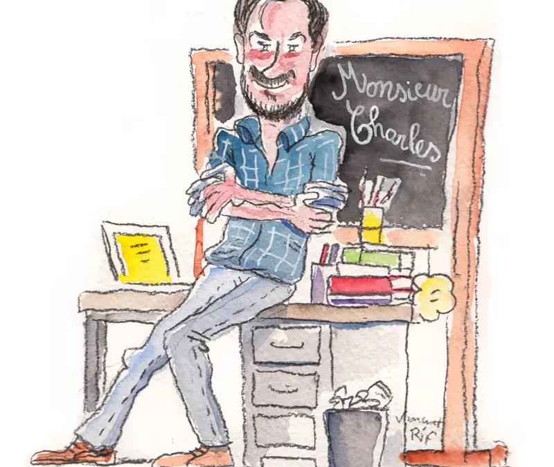 Monsieur Charles, instituteur