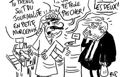 Khashoggi : se taire ou pétrole pas cher ?