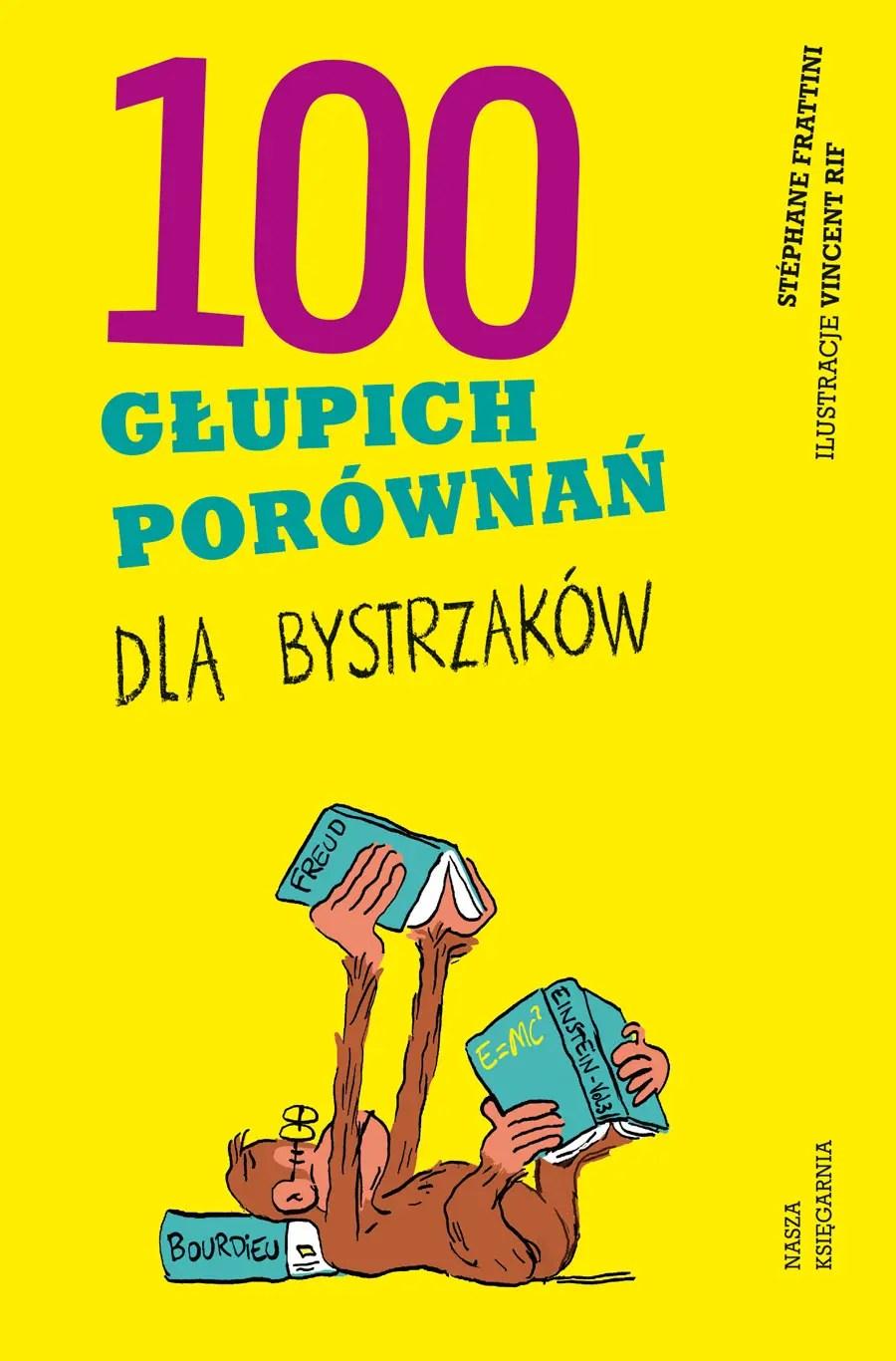 En polonais, 100 comparaisons stupides mais pas si betes de Vincent Rif