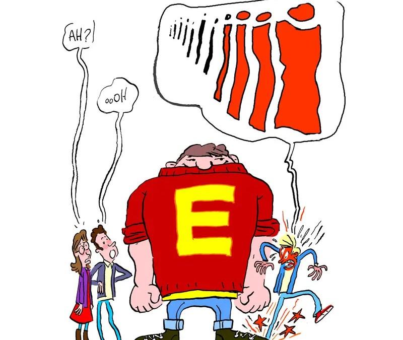 Y a-t-il plus de «e» ou de «a» dans un livre en français ?