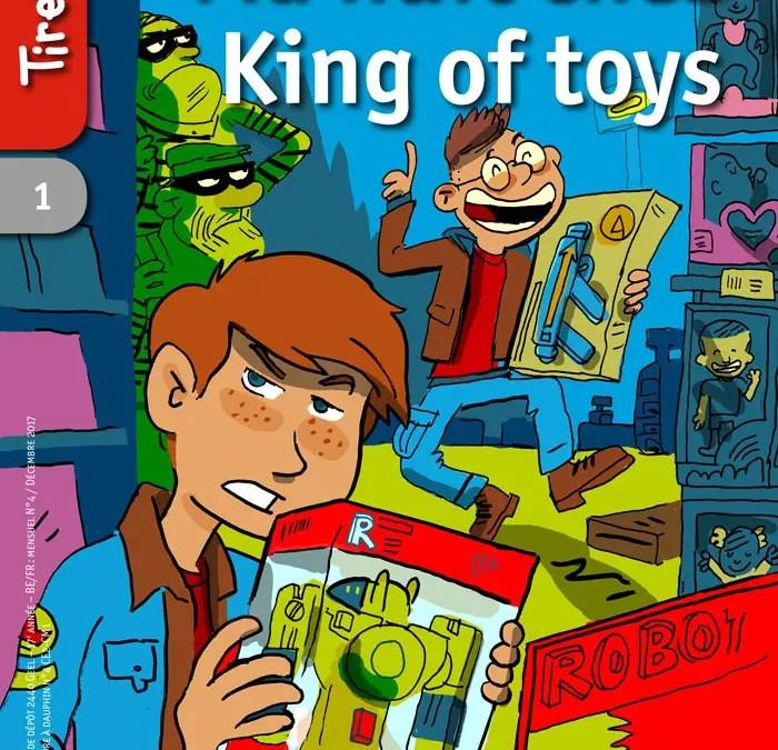 Ma nuit chez King of Toys