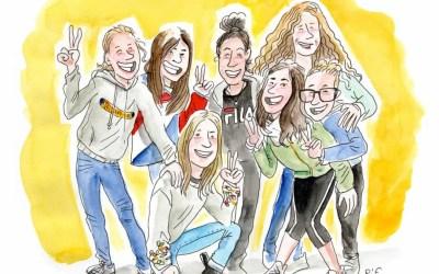 Portrait d'un groupe