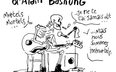 En amont avec Alain Bashung