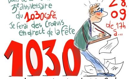Fête dessinée du 1030 Café