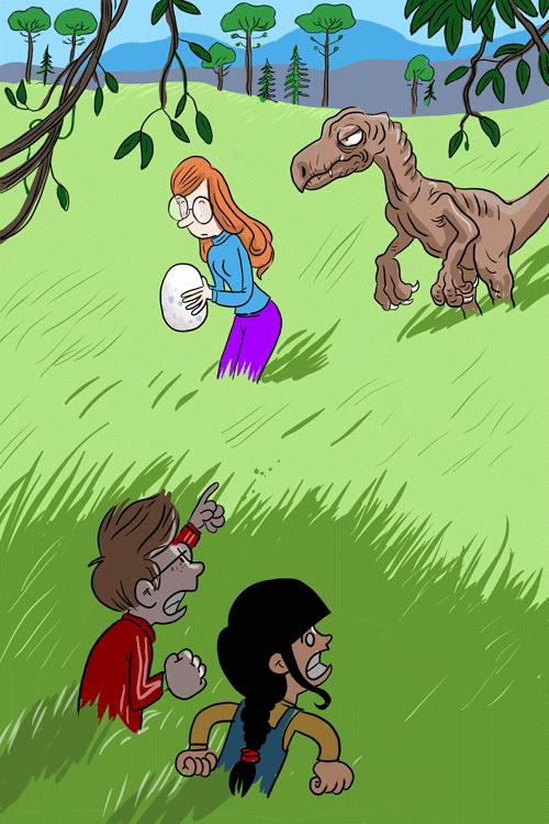 Le tableau magique - projet de livre pour enfants avec Régis Delpeuch