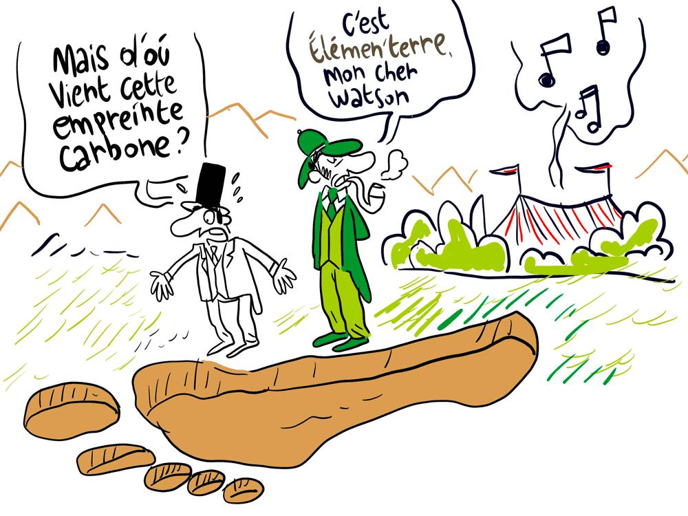 Elémen'Terre - festivals et politiques de transition écologique en Occitanie