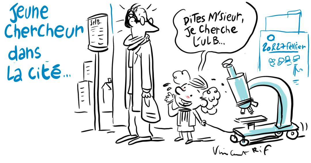 Festival Jeunes Chercheurs dans la Cité