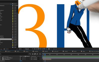 Animation – capsule vidéo de présentation de 3HR