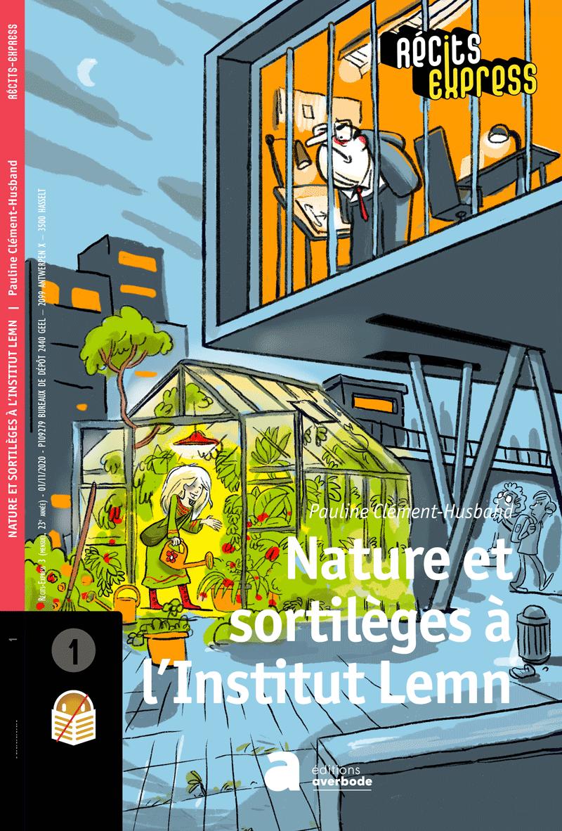 illustration du livre Nature et sortilèges à l'Institut Lemn
