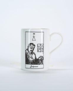 Inspector Campbell Peaky Mug