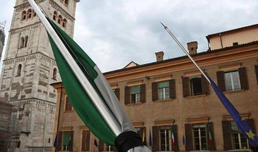 Bandiera italiana, disposizioni per l'esposizione