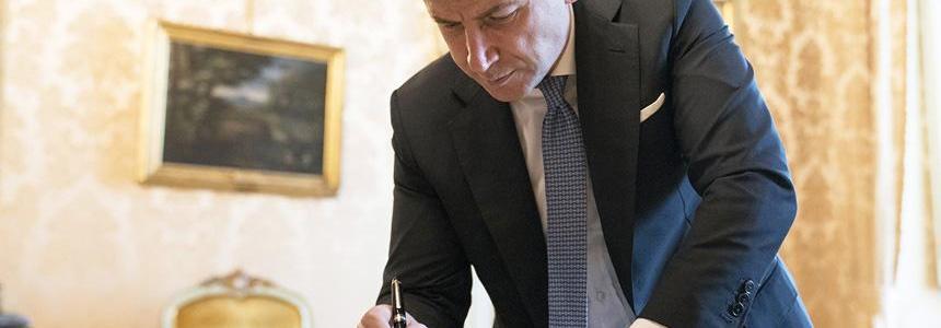 Coronavirus, firmato il DPCM 9 marzo 2020