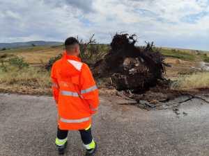 Emergenza meteo-idrogeologica – 13 luglio 2019