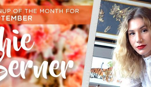 Pinup of the Month - Sophie Berner