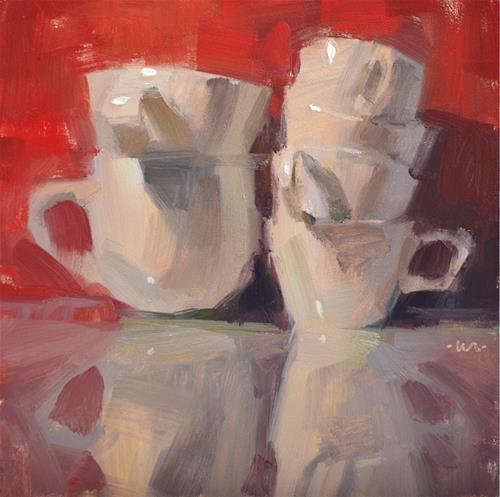 """Carol Marine, """"Petites tasses"""""""