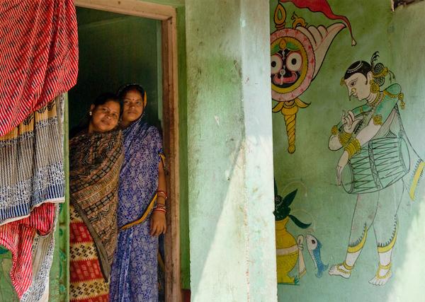 Vinciane Lacroix, Maison décorée en Inde (CC-BT-SA 2.5)