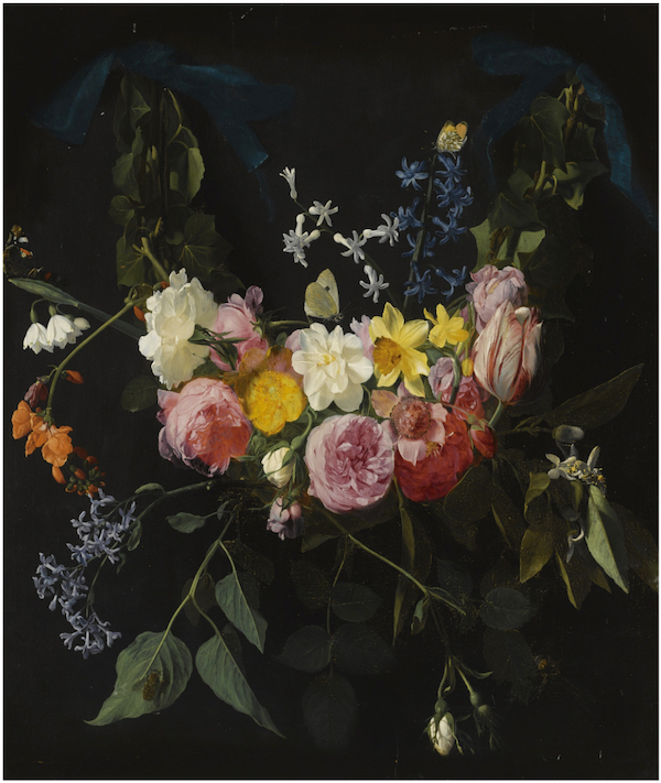 "Daniel Seghers, ""Un butin de fleurs"" (1640)"