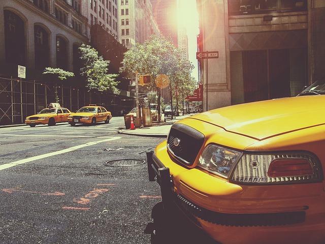 New York Gele Taxi