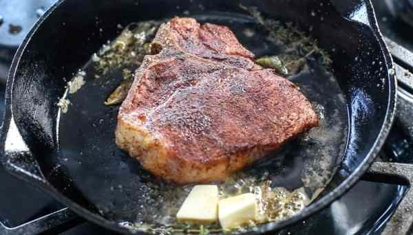 Reverse Seared Pork Chops And Wine Pairing Vindulge