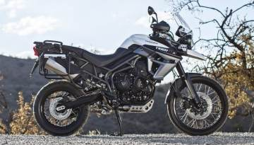 Triumph Motorcycles India launches Tiger 800 XCA in India